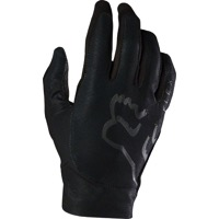 Fox Racing Flexair Men's Full Finger Gloves 2017 - Black