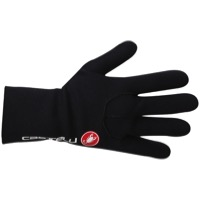 Castelli Diluvio Light Gloves 2017 - Black/Red