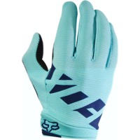 Fox Racing Women's Ripley Full Finger Gloves 2017 - Ice Blue