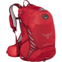 Osprey Escapist 25 Backpack - Cayenne Red