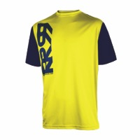 Royal Core SS Jersey - Yellow/Navy