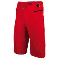 Royal Racing Impact Shorts - Red/Yellow