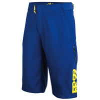 Royal Racing Core Shorts - Navy/Yellow