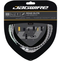 Jagwire Road Elite Link Brake Cable Set - Ultra-slick Polished Inner Cables