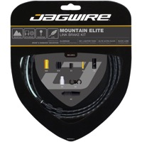 Jagwire Mountain Elite Link Brake Cable Set - Ultra-slick Polished Inner Cables
