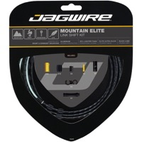 Jagwire Mountain Elite Link Shift Cable Set 2018 - Ultra-slick Polished Inner Cables