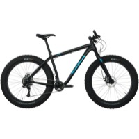 Salsa Beargrease X5 Complete Bike 2017 - Black
