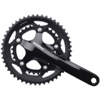 Shimano FC-R460 Double Crankset - 10 Speed