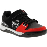 Five Ten Hellcat Men's Clipless/Flat Pedal Shoes - Black/Red