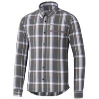 Shimano Transit Check Button Down Shirt 2018 - Morel