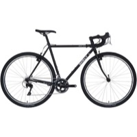 Surly Cross Check Complete Bike - Black
