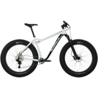 Salsa MukLuk Alloy NX1 Complete Bike 2017 - Black/White
