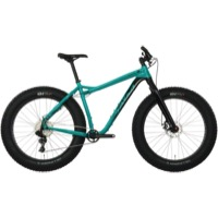 Salsa MukLuk Alloy NX1 Complete Bike 2017 - Black/Teal