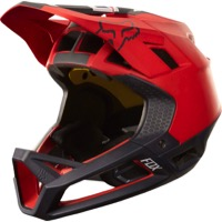 Fox Racing Proframe MIPS Helmet 2017 - Libra Red/Black