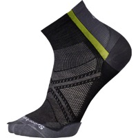 Smartwool PhD Cycle Ultra Light Men's Mini Socks - Black