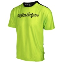 Troy Lee Skyline Air Jersey 2017 - Flo Yellow
