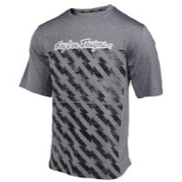 Troy Lee Compound Jersey - Bolt Heather Gray