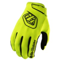 Troy Lee Air Gloves 2017 - Flo Yellow