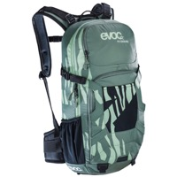EVOC FR Enduro Women's Protector Backpack - Olive/Light Petrol