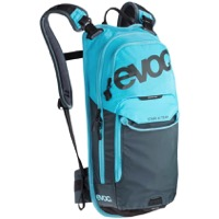 EVOC Stage 6 Team + 2L Hydration Pack - Neon Blue/Slate