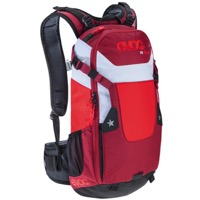 EVOC FR Track X Small Protector Backpack - Red/Ruby