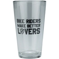 All-City Bike Riders Make Better Lovers Pint Glass