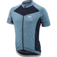 Louis Garneau Icefit 2 Men's Jersey - Moroccan Blue/Dark Knight/Ginger
