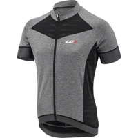 Louis Garneau Icefit 2 Men's Jersey - Black/Gray