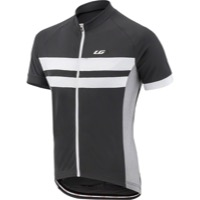 Louis Garneau Evans Classic Men's Jersey - Gray/White
