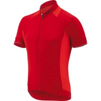 Louis Garneau Lemmon 2 Men's Jersey - Barbados Cherry/Flame