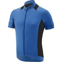 Louis Garneau Lemmon 2 Men's Jersey - Curacao Blue/Black