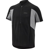 Louis Garneau Connection Men's Jersey - Black/Gray