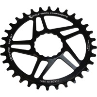 "Wolf Tooth DM ""Boost"" Drop-Stop Chainrings - Fits Race Face Cinch Cranks"