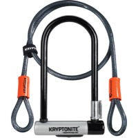"Kryptonite KryptoLok Series 2 STD ULock/Cable 2018 - 4"" x 9"""