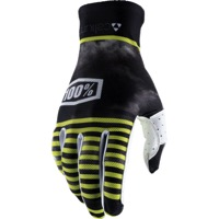 100% Celium Gloves 2017 - Dusted Lime