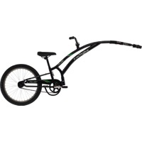 Adams Trail-A-Bike Compact Folder Trail-A-Bike - Black