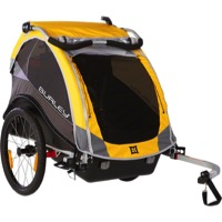 Burley Cub Child Trailer - Yellow