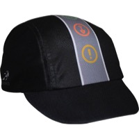 Headsweats IMBA Cycling Cap - Black