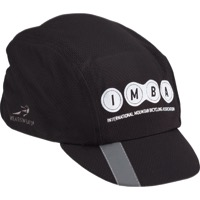 Headsweats IMBA Reflective Cycling Cap - Black