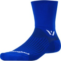 Swiftwick Aspire Four Socks - Cobalt Blue