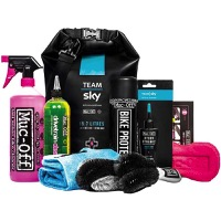 Muc-Off Team Sky Drybag Cleaning Kit