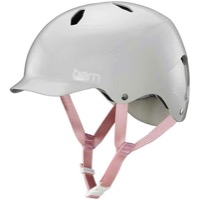 Bern Bandita Helmet 2017 - Satin Light Grey