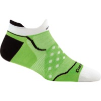 Darn Tough No Show Ultra-Light Women's Socks - Dot Green