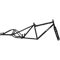 Surly Big Dummy Frameset - Blacktacular