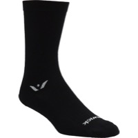 Swiftwick Pursuit Seven Wool Socks 2018 - Black