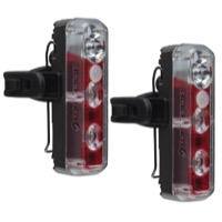 Blackburn 2'FER-XL 2-Pack Head/Tail Light Set 2020