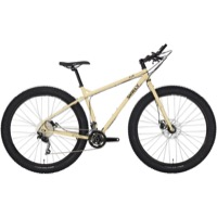 Surly ECR 29+ Complete Bike - Beige Pantsuit