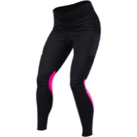Pearl Izumi Elite Escape AmFib Cycle Tights 2017 - Black/Screaming Pink