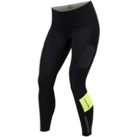 Pearl Izumi Escape Sugar Thermal Tights 2017 - Black/Screaming Yellow
