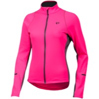 Pearl Izumi SELECT Escape Thermal Jersey 2017 - Screaming Pink/Smoked Pearl
